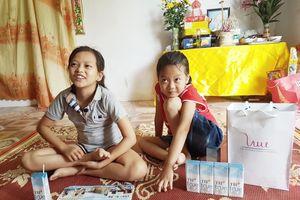 Quỹ Vì Tầm Vóc Việt trao tặng 10 triệu cho gia đình bệnh nhân ung thư tại Thái Nguyên