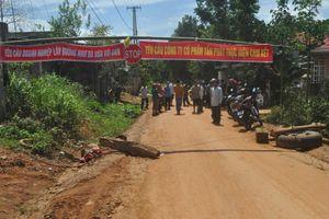 Kon Tum:Vì sao dân 'lập chốt' chặn xe thi công công trình thủy điện Pleikần?