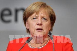 Thủ tướng Đức kêu gọi EU tự quyết định số phận, không cần dựa vào Mỹ