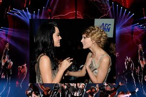 'Gương vỡ lại lành': Taylor còn chần chừ gì nữa mà không mời Katy đứng chung sân khấu?