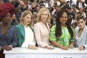 Cate Blanchett: Người đàn bà quyền lực tại Cannes 2018