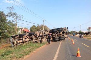 Gia Lai: Tạm giữ tài xế ôtô tải gây tai nạn khiến 8 người thương vong trong đêm