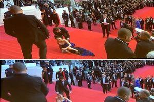 Vẫn nhiều người sẵn sàng làm trò hề trên thảm đỏ LHP Cannes