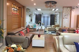 Hàng nội thất Trung Quốc giá rẻ, 'bóng bẩy ngoài da'…