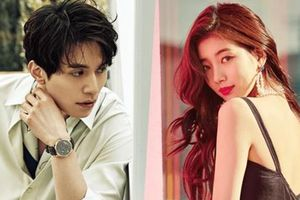 Chia tay Lee Min Ho được 4 tháng, Suzy hẹn hò Lee Dong Wook