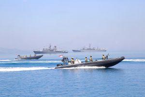 Diễn tập hải quân đa phương Komodo 2018: Ứng phó thảm họa, hỗ trợ nhân đạo
