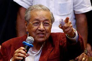 Sự trở lại ngoạn mục của 'nguyên lão' Mahathir Mohamad