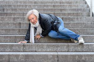 Mức độ lo lắng có liên quan đến gãy xương ở phụ nữ