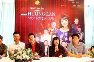 Nghệ sĩ Hương Lan: Chung thủy với dòng nhạc quê hương