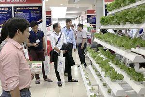 Khai mạc hội chợ công nghệ chuyên ngành nông nghiệp