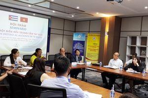 Hợp tác liên kết phát triển du lịch giữa Việt Nam và Cuba