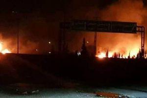 Lần đầu tiên Iran tấn công trực tiếp Israel?