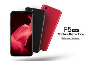 Nên chọn mua Oppo F5 hay Oppo F5 6GB?