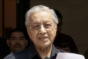 Thủ tướng 92 tuổi của Malaysia công bố các bộ chủ chốt