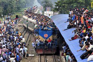 Muôn màu cuộc sống khắp thế giới qua ảnh National Geographic
