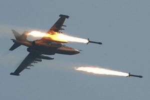 Chiến đấu cơ Nga hủy diệt quân khủng bố tại Idlib-Hama