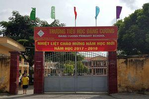 Bắt tạm giam nguyên Hiệu trưởng một trường Tiểu học ở Hải Phòng