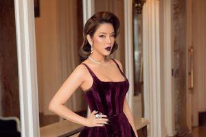 Lý Nhã Kỳ mang thời trang Việt đến Liên hoan phim quốc tế Cannes