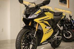 Cận cảnh Yamaha YZF-R15 bản Yellow Racing về Việt Nam