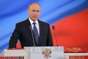 Lịch trình dày đặc của Tổng thống Nga sau khi nhậm chức