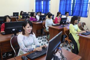 Bộ Giáo dục yêu cầu công khai thông tin về các trung tâm ngoại ngữ, tin học