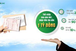VPBank 'xuất xưởng' sản phẩm cho vay thế chấp bằng hóa đơn VAT