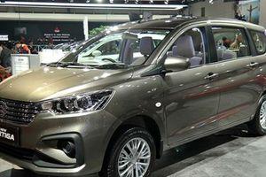 Suzuki trình làng chiếc ô tô 7 chỗ đẹp 'long lanh' mới giá 306 triệu đồng