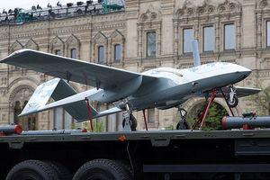Sức mạnh của UAV Korsar lần đầu xuất hiện ở Quảng trường Đỏ