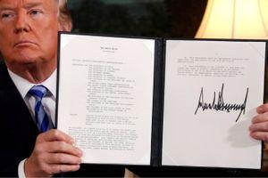 Ông Trump chỉ muốn thay đổi chế độ ở Iran