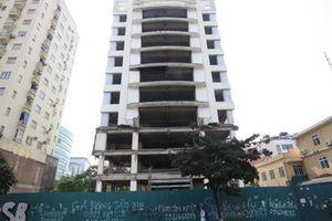 Cận cảnh dự án bỏ hoang của Tập đoàn Phúc Lộc bị Hà Nội yêu cầu kiểm tra