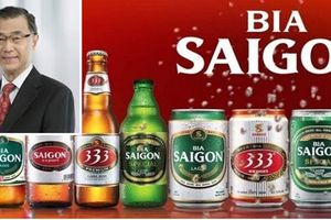 Hậu thâu tóm, toàn bộ dàn phó Tổng giám đốc của Sabeco được thay bằng đại diện của Thái Lan