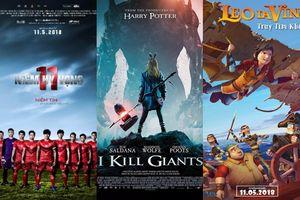 Phim cuối tuần: '11 Niềm Hy Vọng' được chờ đợi là điểm sáng ngoài rạp chiếu