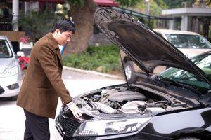 Mua ô tô cũ cần kiểm tra, thay thế gì?