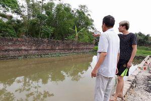 Hà Nội: Thông tin chính thức vụ 2 bé gái đuối nước dưới ao đào trái phép