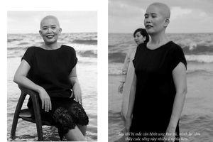 10 phụ nữ ung thư vú làm 'người mẫu': Mất mái tóc, bầu ngực; vẫn phải đẹp!