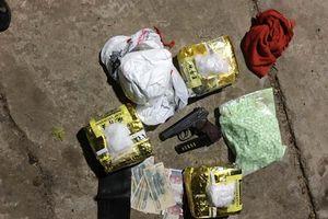 Triệt phá nhiều đường dây tội phạm ma túy xuyên quốc gia