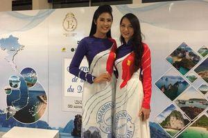 Ước mơ phát triển ngoại giao văn hóa Việt Nam của cô gái Việt trên đất Pháp