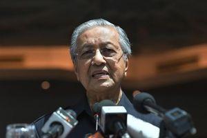 Ông Mahathir Mohamad tuyên thệ nhậm chức Thủ tướng Malaysia