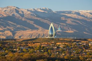 Đất nước Turkmenistan