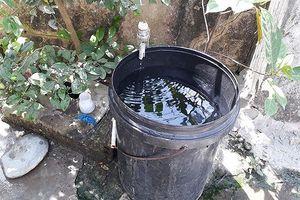 Thiếu nước sinh hoạt, cuộc sống người dân Đà Nẵng bị đảo lộn