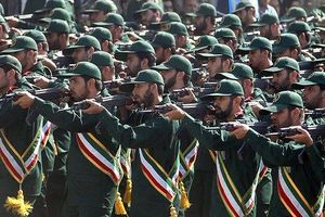 Mỹ tung đòn trừng phạt mới nhằm vào lực lượng Vệ binh Iran