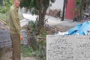 Sau bài: '10 năm bị cấm mở lối đi': UBND huyện trực tiếp giải quyết