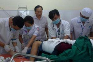 Nạn nhân kể lại giây phút lật xe kinh hoàng trên đèo Khánh Lê