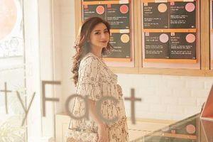 Hot girl Ngọc Anh Audition: Bầu nhưng vẫn đẹp rạng rỡ