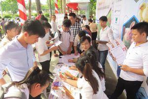 2.500 việc làm chờ SV Trường Đại học Nông lâm Huế