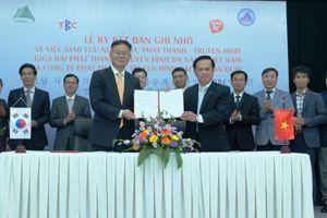 Ký kết hợp tác giữa Đài PT -TH Đà Nẵng và Cty PT-TH TBC