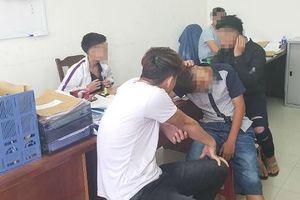 Băng cướp 'choai choai' cả gan dùng xe máy ăn trộm đi cướp giật