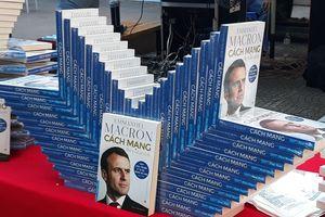 Ra mắt bản Việt ngữ sách 'Cách mạng' của Tổng thống Pháp Emmanuel Macron