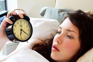 Ngủ ít hơn 6 giờ một đêm, nguy cơ mắc trầm cảm của bạn sẽ tăng 80%
