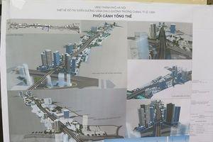 Hà Nội công bố đồ án thiết kế đô thị tuyến đường vành đai 2